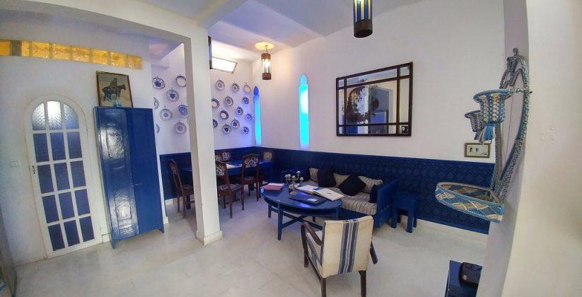 Salon Bleu Tanger - Tanger Guide